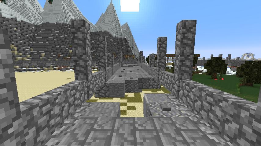 Temple Run 2 Minecraft
