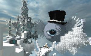 Minecraft The Eye