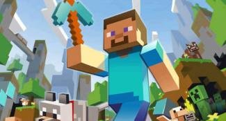 Minecraft by the (Version) Numbers in a Neat Infographic