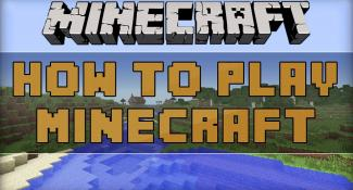 How To Play Minecraft For Newbies – Haydz