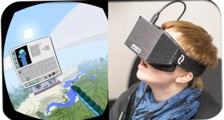 VR Minecraft May Be Happening After All