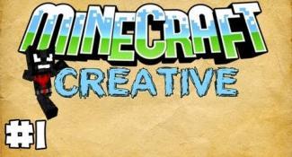MINECRAFT – CREATIVE: EPISODE 1 – TNT EXPERIMENTS