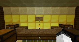 "Minecraft Creative Mode Tour – ""Space World"""