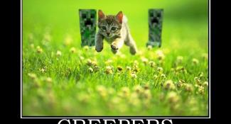 Minecraft – Creepers, No One is Safe – Minecraft Memes