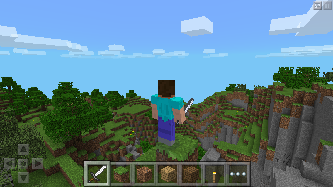 Minecraft pocket edition minecrafters for Mine craft pocket addition