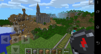 Minecraft: PE Coming to Windows Phone