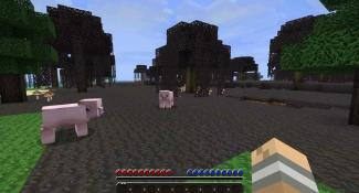 Minecraft: Survival Mode Ep.1 – How To Survive The First Night