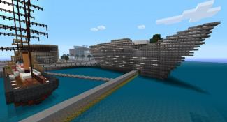 Minecraft Xbox 360 City Texture Pack Coming To Xbox Live This Week