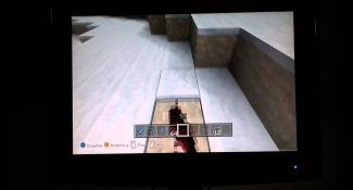 Minecraft walkthrough part 1 creative- TNT GO BOOM