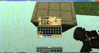 Minecraft Walkthrough part 1 (creative mode)