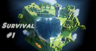 Minecraft Xbox 360 Edition Survival Walkthrough – Part 1 – The Start! HD!