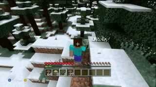 Minecraft Xbox 360 Edition Survival Mode WalkThrough / PlayThrough / Let's Play Part
