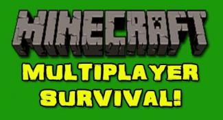 Multiplayer Survival! Ep. 1 :: Minecraft(Gameplay/Commentary)