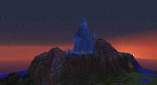 Do You Wanna' Build a Giant Ice Palace? A Minecraft Tribute to Frozen
