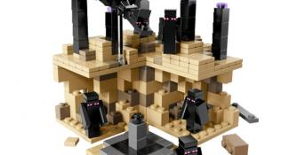 Lego Minecraft 'The End' Set Coming Soon