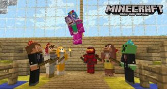 Minecraft Xbox 360's Second Birthday Celebrated With Free Skins Pack