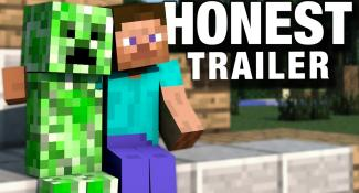 Minecraft Gets an 'Honest Game Trailer'