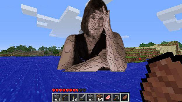 Minecraft Mom