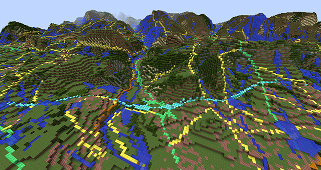 Minecraft Great Britain