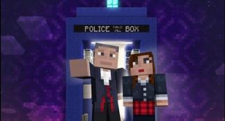 Xbox 360 Minecraft Getting Dr. Who Skins