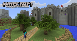 Minecraft Vita Out Oct. 14