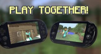 Minecraft Vita Shown at Tokyo Game Show