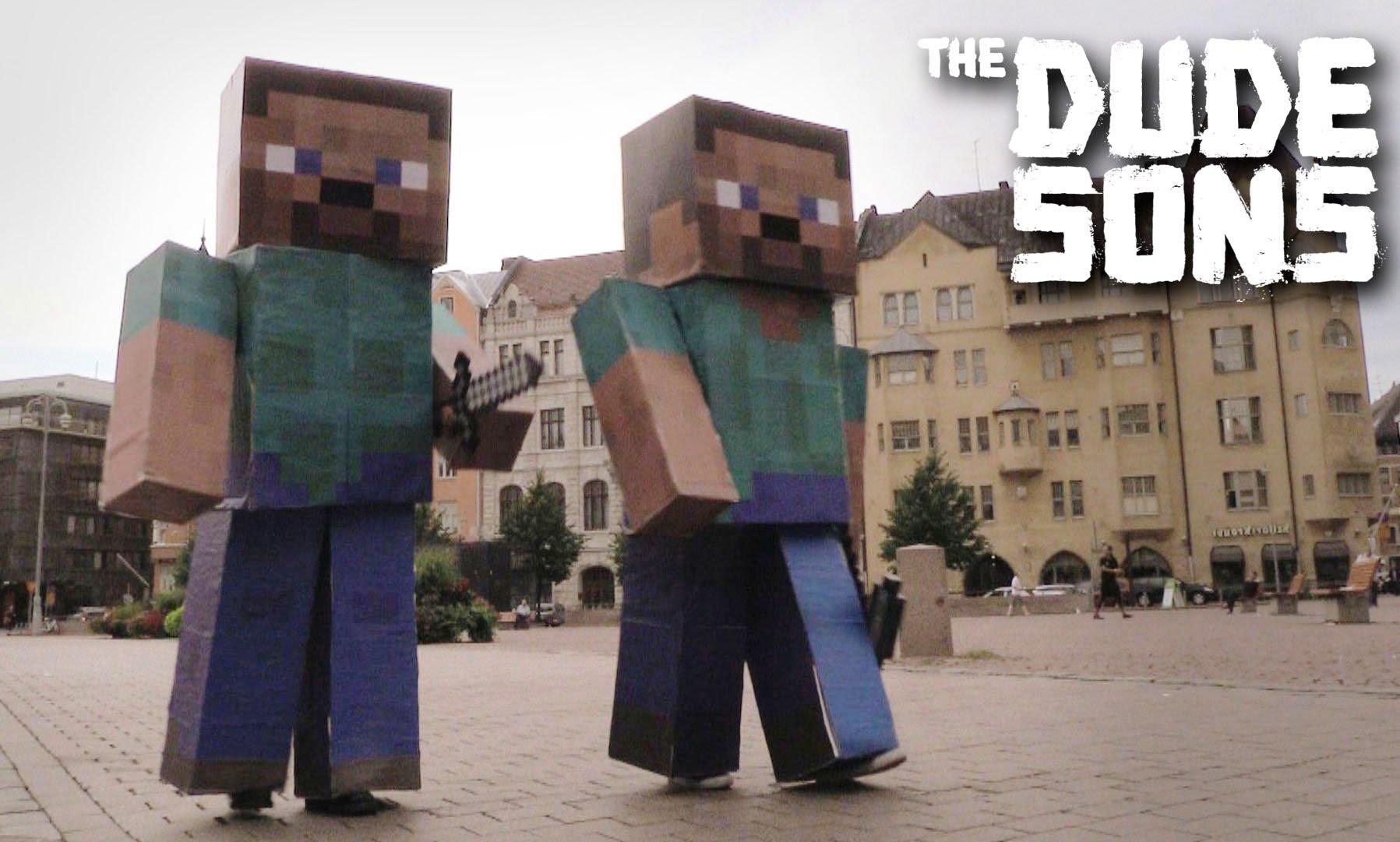 Steve Minecraft Real Life | www.pixshark.com - Images ...