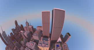 Massive Minecraft Titan City Nears Completion