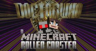 Doctor Who Minecraft Coaster is Bigger on the Inside