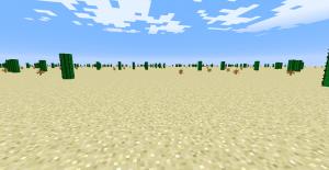 Superflat Desert