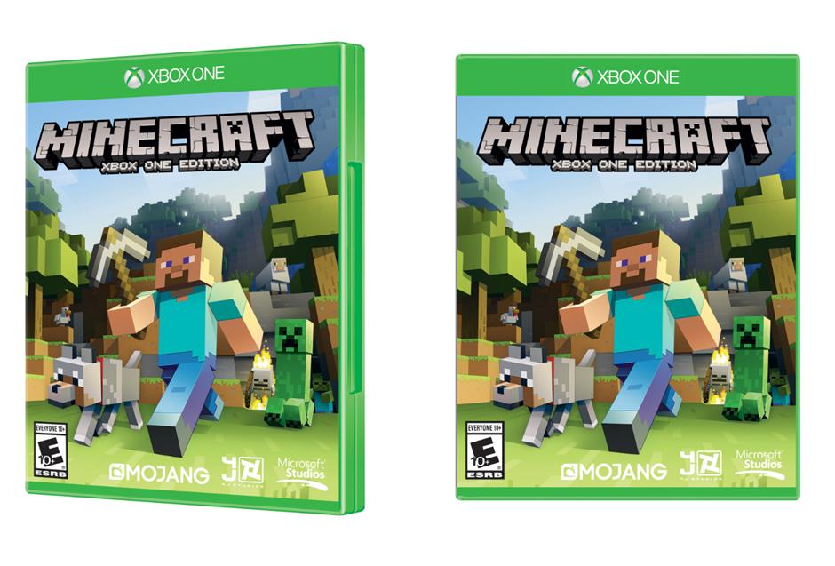 Xbox One Retail Minecraft Edition