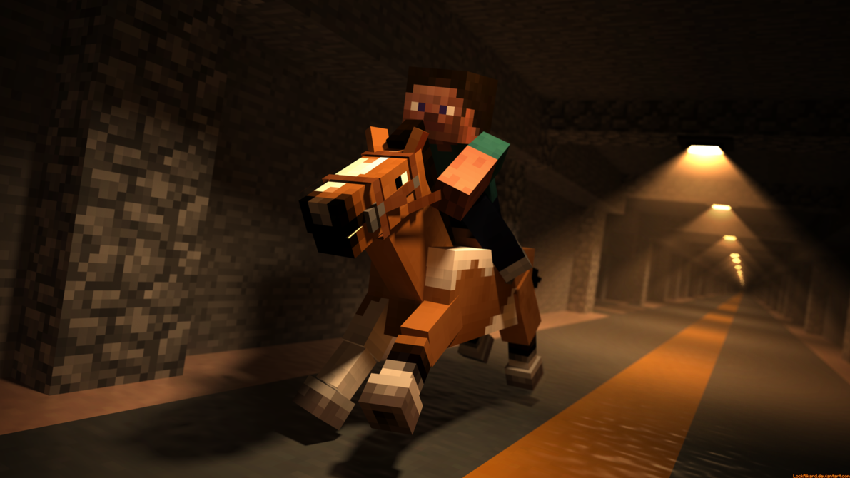 Minecraft 'Horse' Update Out on PS3 and Vita, Delayed for PS4