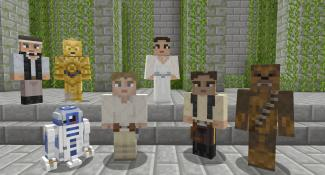 Exclusive Star Wars Skin Pack Out Now for Xbox