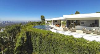 Notch Buys Beverly Hills' Priciest Mega-Mansion