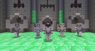 New Doctor Who Skin Pack Coming to Xbox Minecraft