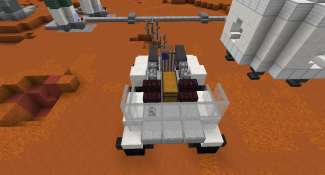 A Minecraft Mission to Mars