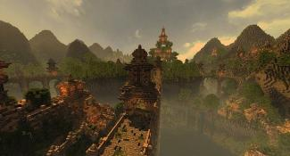 Celebrate PlayStation's 20th Anniversary With Four Cool Minecraft Maps