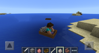 Minecraft: PE Will Feature Better Boats
