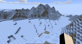 Glaciologist Recreates Antarctica in Minecraft