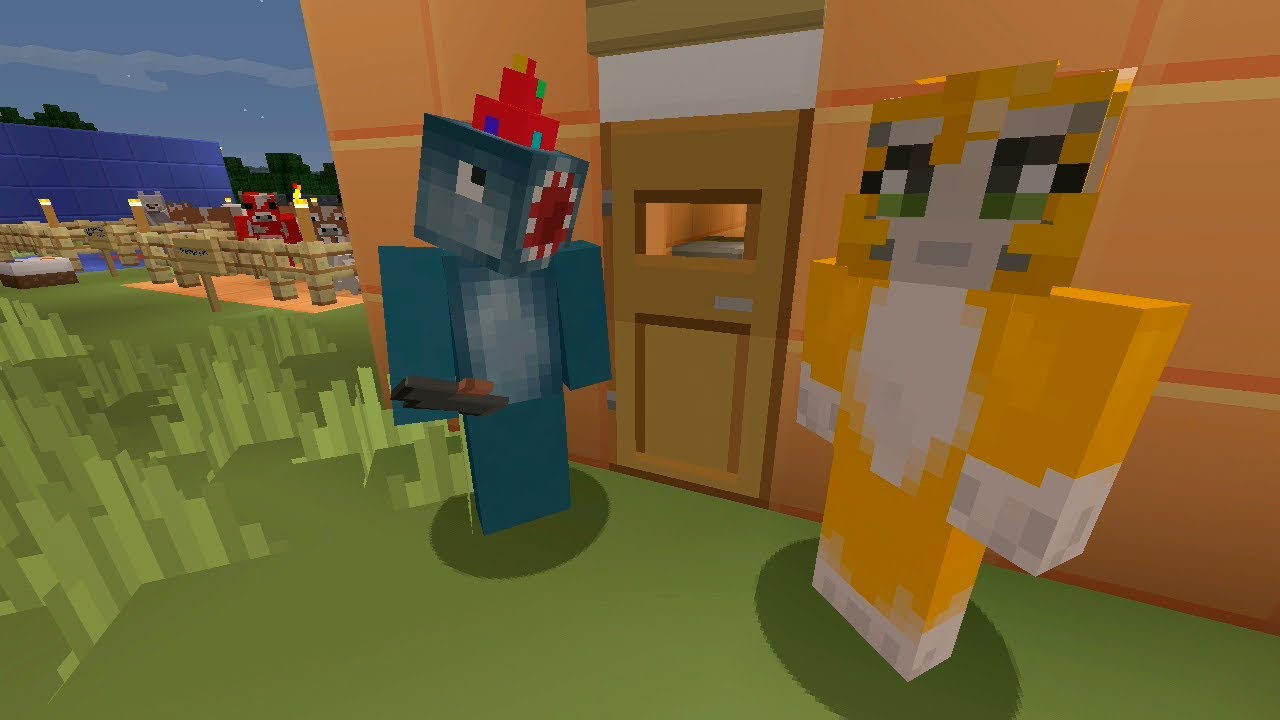 Is stampy cat hookup sqaishey minecraft server