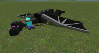 The Ender Dragon is Getting a Tuneup