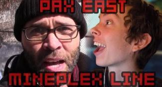 PAX East: Minecraft YouTubers Meet Fans