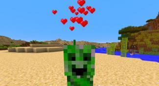 April Fools Update Results In Happier, Gentler Minecraft