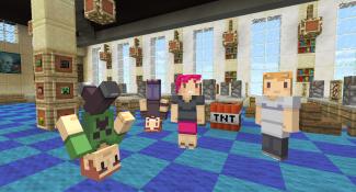 Enjoy Free Minecraft Skins On XBox This Week