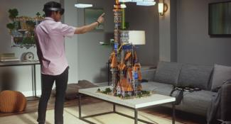 It's No Illusion: Minecraft Hololens Really Works