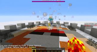 Pokemon Battles Now Possible In Vanilla Minecraft