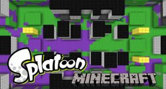 Splatoon Now Playable In Minecraft