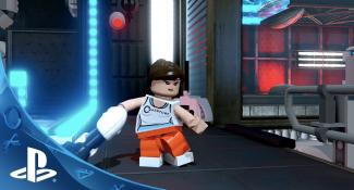 New Lego Dimensions Trailers: Portal And Doctor Who