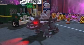 The Ghostbusters Join Lego Dimensions