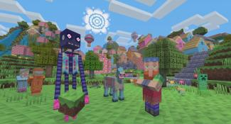 Minecraft Now Has Limited Cross-Platform Play